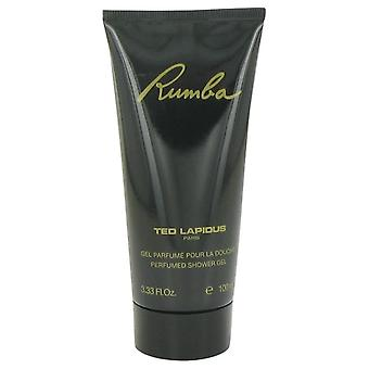 Rumba Shower Gel By Ted Lapidus
