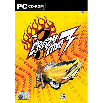 Crazy Taxi 3 (PC)-fabriks forseglet