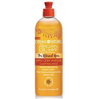 Creme of Nature Argan Oil Apple Cider Vinegar Rinse 460ml