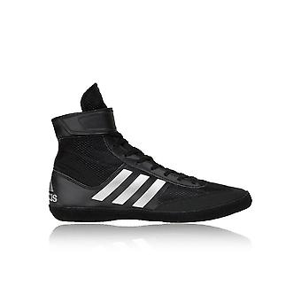 Adidas  Combat Speed 5 Boots  - Black Silver
