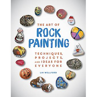 Racehorse Publishing-The Art Of Rock Painting
