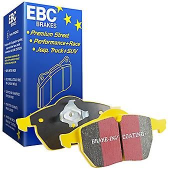 EBC Brakes DP42263R Yellowstuff Street And Track Brake Pads Yellowstuff Street And Track Brake Pads