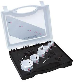 Hole saw set 16-piece Makita D-47307