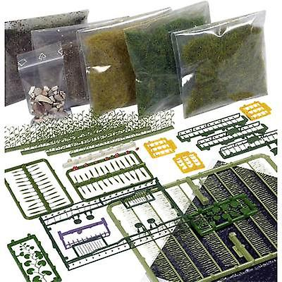 Starter kit Soil texture, Forest, Meadow Busch 6043