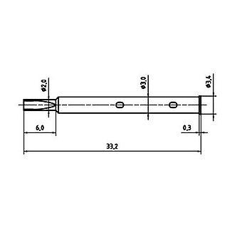 PTR H 1045 L Precision test tip sleeve