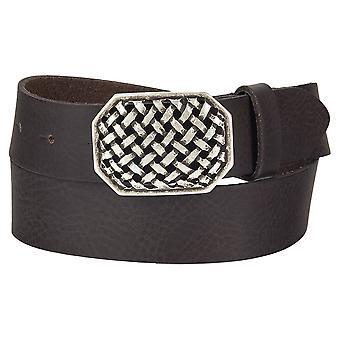 s.Oliver women's leather belt 32.610.95.7357-8852