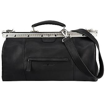 Greenburry oily tumbled leather doctor bag doctor bag travel bag 696-20