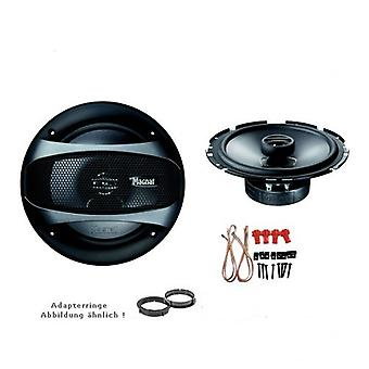 Mercedes c class W202, speaker Kit front