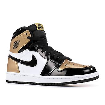Air Jordan 1 Retro High Og Nrg 'Gold Toe' - 861428-007 - Shoes