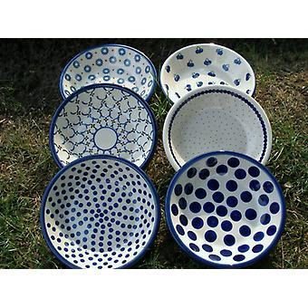 6 soup plates, Ø 21.5 cm, tradition, BSN m-350
