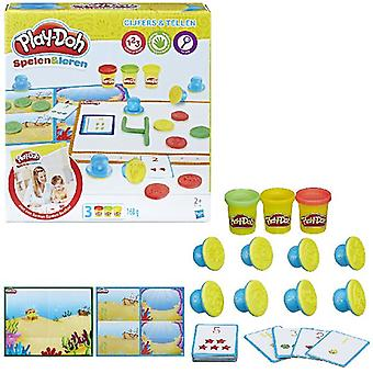 Hasbro Play-Doh numbers and counting