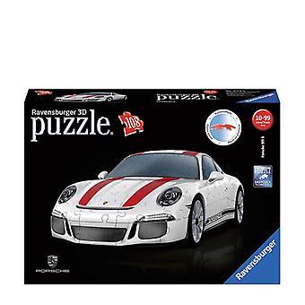 Quebra-cabeça 3D Ravensburger Porsche 911R