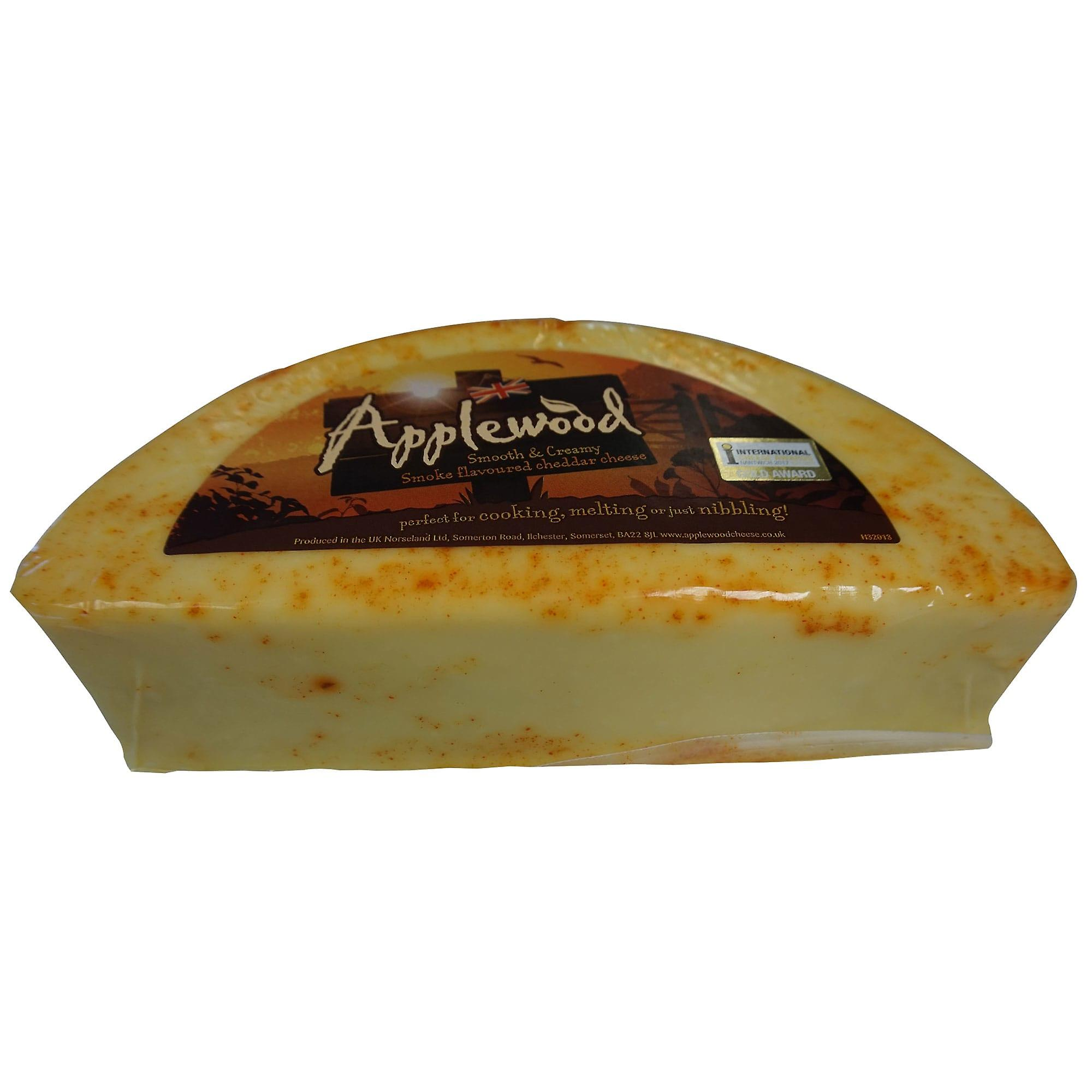 Applewood Smoke Flavoured Cheddar Cheese