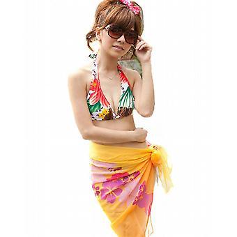 Waooh - Plage - Sarong multicolore