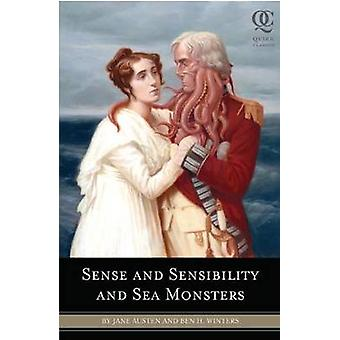 Sense and Sensibility and Sea Monsters by Jane Austen - Ben H. Winter
