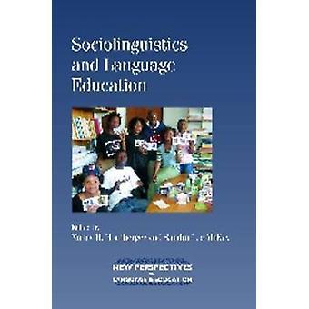 Sociolingvistik och språkdidaktik av Nancy H. Hornberger - Sand