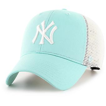 47 brand Truckerkeps - FLAGGSKEPP New York Yankees tiffany