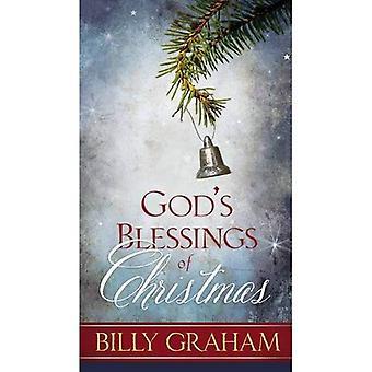Bendiciones de Dios de la Navidad