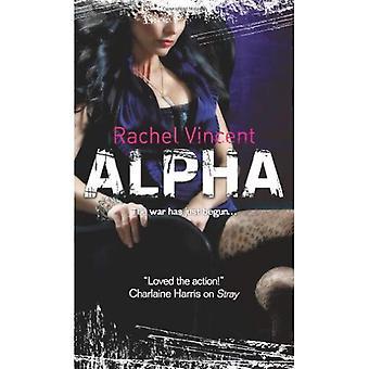 Alpha (Faythe Sanders - Book 6)