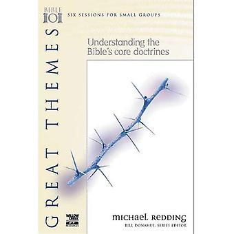 Bibelstudium 101 Bibeln serien - stora teman: förstå Bibelns kärna doktriner