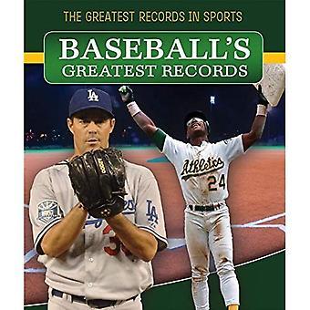Baseball de plus grand enregistrements (plus grande dans les Sports)