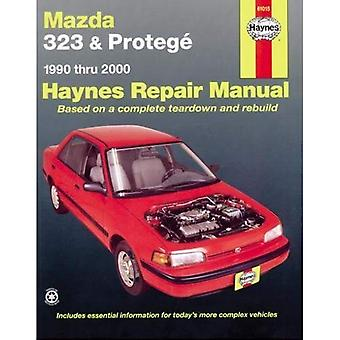 Mazda Protege Automotive Reparationsmanual (Haynes bilreparationer manualer)