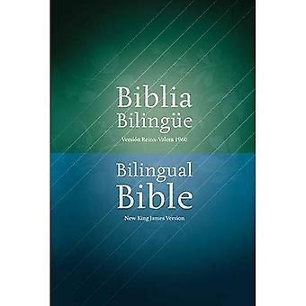 Biblia Bilingue /  Bilingual Bible: Version Reina Valera 1960 /  New King James Version