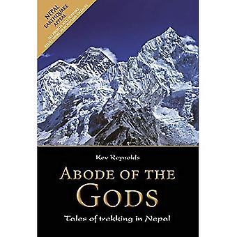Demeure des dieux: contes de Trekking au Népal