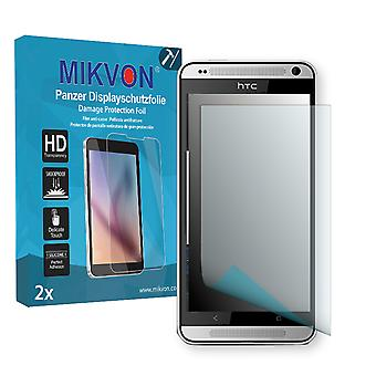 HTC Desire 7088 Screen Protector - Mikvon Armor Screen Protector (Retail Package with accessories)