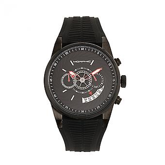 Morphic M72 Series Strap Watch - Black