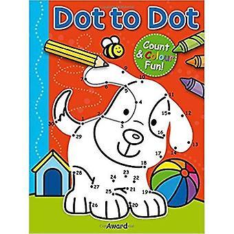 Stip naar stip Puppy en meer: tellen & kleuren leuk!
