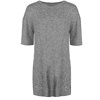 Firetrap Womens Blackseal Oversized T Shirt