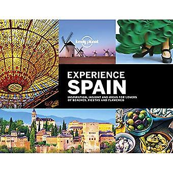 Lonely Planet ervaring Spanje (Reisgids)