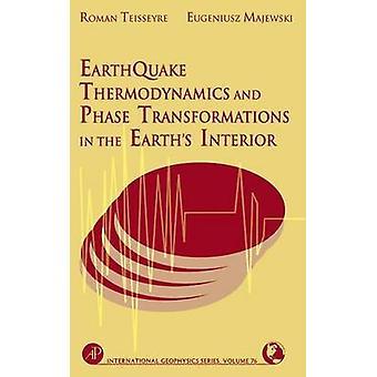 Jordskælvet termodynamik og fase Transformation i jordens indre af Dmowska & Renata