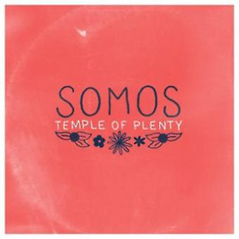 Somos - Temple of Plenty [CD] USA import
