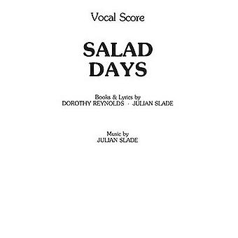 Salad Days - (Vocal Score) by Julian Slade - 9780571532216 Book