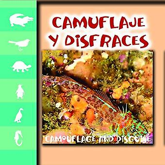 Camuflaje y Disfraz (Camouflage and Disguise) by Lynn Stone - 9781627