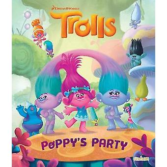 Trolls - Poppy's Party Picture Book by Centum Books Ltd - 97819114619