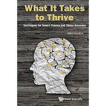 What It Takes To Thrive - 9789813230217 Book