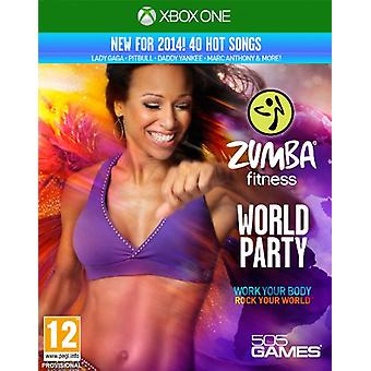 Zumba Fitness World Party (Xbox One) - Factory Sealed