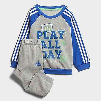 Adidas Infant Boys Graphic French Terry Tracksuit