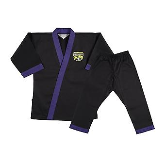 Siglo Lil Dragon negro uniforme