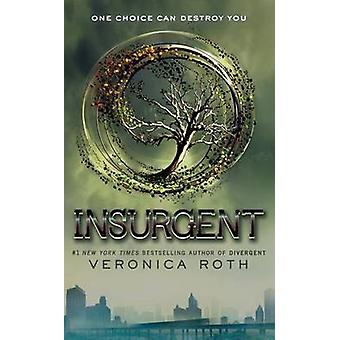 Insurgent (large type edition) by Veronica Roth - 9781594138539 Book