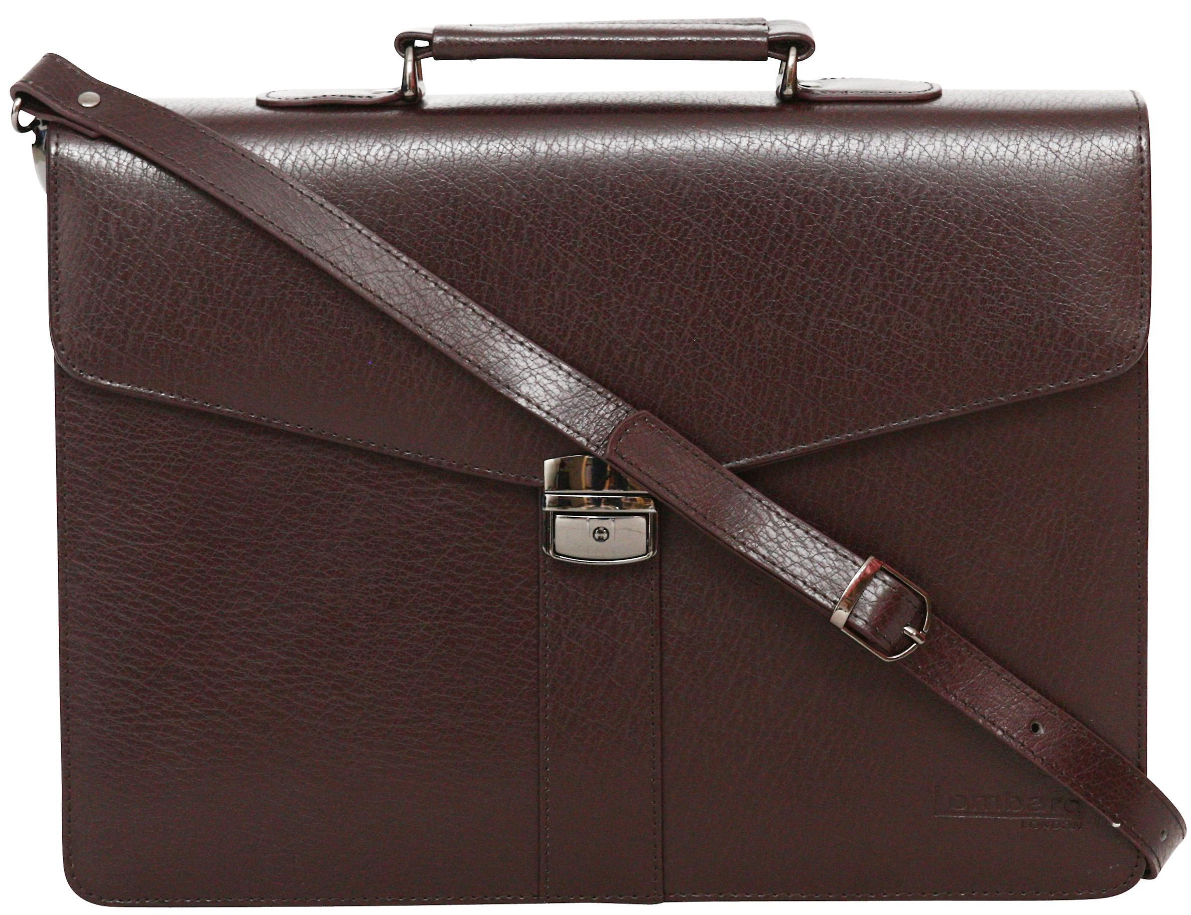 Tassia collé Affaires mallette sac - 15.4& 034; compartiHommest pour ordinateur portable