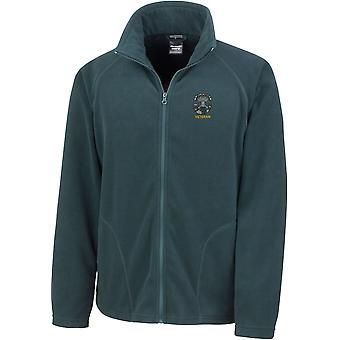 Somerset Light Infantry Veteran - Licensed British Army Embroidered Lightweight Microfleece Jacket