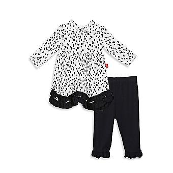 Magnetic Me™ by Magnificent Baby Modal Dress with Pants