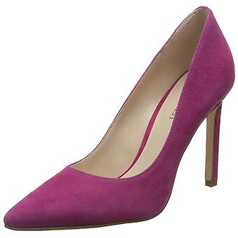Neuf Womens ouest Tatiana Suede Pointed Toe Pumps classique
