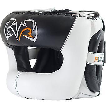 Соперник бокс Guerrero экрана головной убор - белый