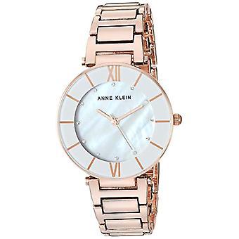 Anne Klein Clock Woman Ref. AK/3198LGRG