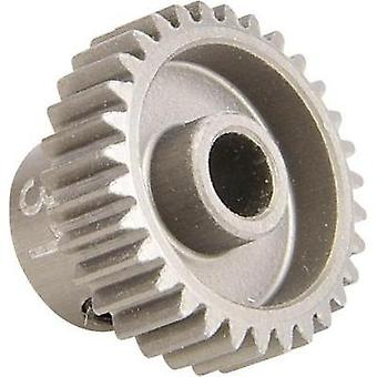 Spare part Team C TC1231 64dp 31-tooth aluminium sprocket